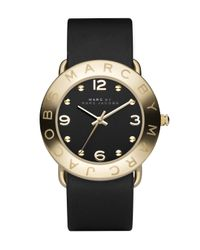 Marc By Marc Jacobs | Metallic Amy Watch | Lyst