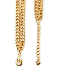 Forever 21 | Metallic Welltraveled Layered Coin Necklace | Lyst