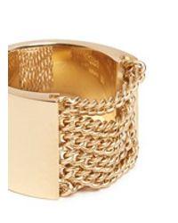 Chloé | Gold Delfine Chain Ring | Lyst