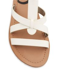 Circus by Sam Edelman | White Selma Sandals | Lyst