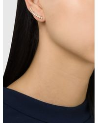 Sophie Bille Brahe | Metallic 'Rebel' Crescent Moon Ear Cuff | Lyst
