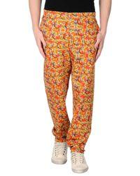 Dead Meat - Orange Casual Trouser for Men - Lyst