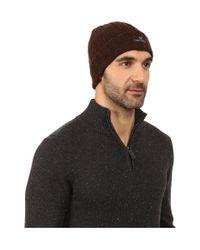 Ugg | Black Calvert Cuff Hat for Men | Lyst