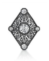 House of Harlow 1960 | Metallic Four Point Triangle Ring | Lyst