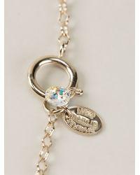 Servane Gaxotte Metallic Cat Doll Necklace