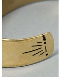 George Frost Metallic Victory Cuff Brass for men