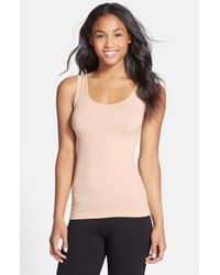 Yummie By Heather Thomson | Natural 'lena' Shaping Tank | Lyst
