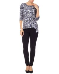 Phase Eight Multicolor Sally Spot Top