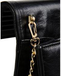 Jolie By Edward Spiers Black Handbag