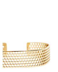 Jem - Metallic Women's Voids Xl Bracelet In Yellow Gold - Lyst