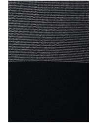 BOSS Green - Blue Cotton-blend Sweater 'rall' for Men - Lyst
