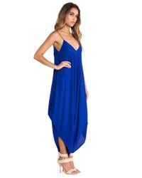 Indah Blue X Revolve Ivory All In One Jumpsuit