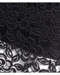 H&M - Black Mama Lace Skirt - Lyst