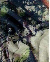 Becksöndergaard - Multicolor Oversized Woodside Scarf - Lyst