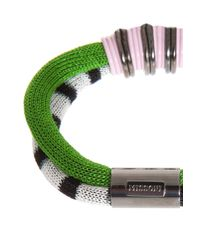 Missoni - Multicolor Roped Stripped Bangle - Lyst