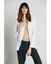 Free People | Metallic Womens Serenity Body Chain | Lyst