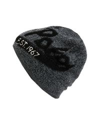 Polo Ralph Lauren | Black Merino Wool Beanie for Men | Lyst