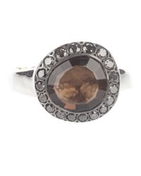Rosa Maria - Metallic Grace Ring - Lyst