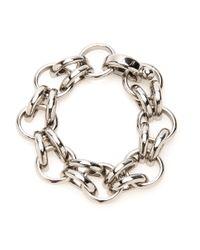 Vita Fede | Metallic Mini Anneli Link Bracelet | Lyst