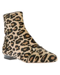 Charlotte Olympia Black Puss in Boots Ankle Boot