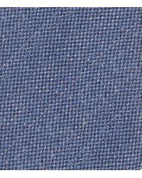 Reiss - Blue Ceremony Textured Silk Tie for Men - Lyst