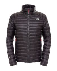 The North Face | Black Quince Pro Nylon Down Jacket | Lyst