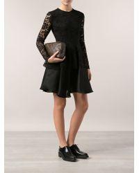 Louis Vuitton Brown Monogram Trousse 23 Cosmetic Bag