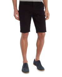 Casual Friday - Black Chino Shorts for Men - Lyst