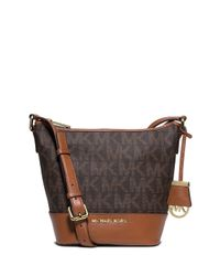 MICHAEL Michael Kors - Brown Bedford Small Tote - Lyst