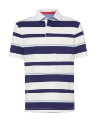 Howick | Blue Norfolk Stripe Rugby for Men | Lyst
