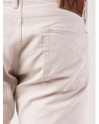 RRL | Natural Corduroy Trousers for Men | Lyst