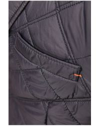 BOSS Orange Black Jacket 'bolday-w' In A Quilted Effect for men