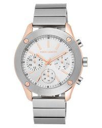 Vince Camuto - Metallic Multifunction Bracelet Watch - Lyst