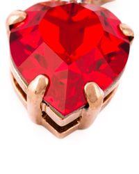 Mawi | Metallic Gemstone Pendant Necklace | Lyst