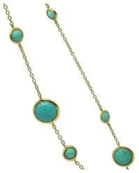 Ippolita | Blue Rock Candy' Turquoise Necklace | Lyst
