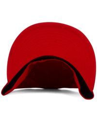 KTZ | Red Florida Panthers C-dub 59fifty Cap for Men | Lyst
