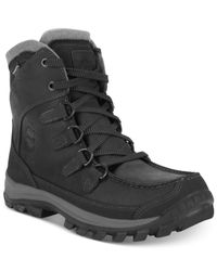 Timberland Men S Earthkeepers Chillberg Tall Insulated