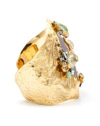 Alexis Bittar Metallic Moonlight Rocky Cluster Cuff You Might Also Like