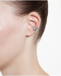 Maria Black | Metallic Sterling Silver Siren Ear Cuff | Lyst