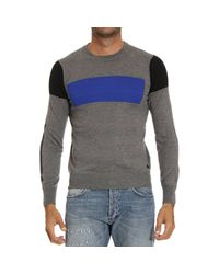 Iceberg - Gray Sweater for Men - Lyst