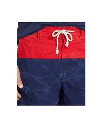 Polo Ralph Lauren | Blue Relaxed-fit Nautical Cargo Short for Men | Lyst