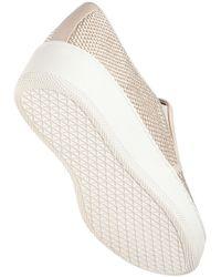 J/Slides Natural Jibbie Slip-On Sneakers