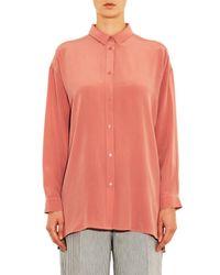 Weekend by Maxmara Pink Cris Shirt