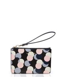 kate spade new york | Multicolor Gallery Drive Kerr Wristlet | Lyst