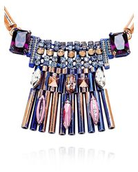 Iosselliani | Multicolor Ink Me Up Necklace | Lyst