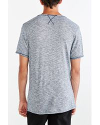 Timberland | Blue Roman Tee for Men | Lyst