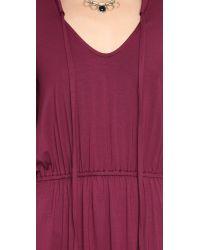 Rachel Pally - Purple Nola Dress - Eclipse - Lyst
