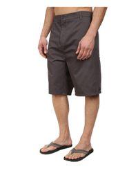 Rip Curl | Gray Constant Walkshorts for Men | Lyst