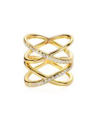 Samantha Wills Metallic My Heart'S Infinity Ring