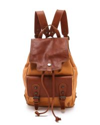 Frye - Brown Tracy Backpack - Lyst